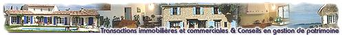 Immobilier prestige Var Provence Côte d'Azur